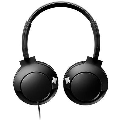 Headphone Philips Bass+, P2 - SHL3075BK/00