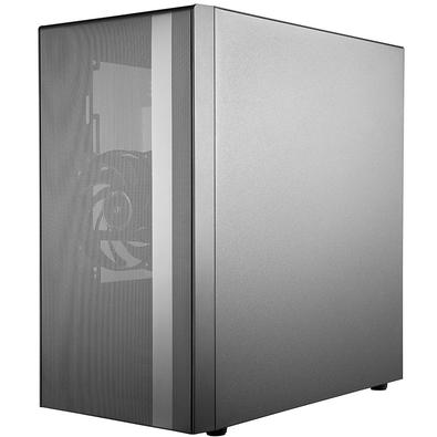 Gabinete Cooler Master Masterbox NR400, Mini Tower, Lateral em Vidro - MCB-NR400-KGNN-S00