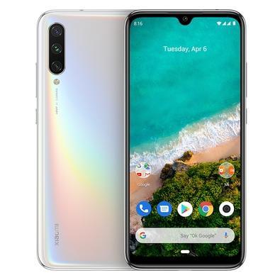 Smartphone Xiaomi Mi A3, 64GB, 48MP, Tela 6.088´, Branco + Capa - CX280BRA
