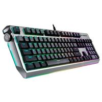Teclado Mecânico Gamer Motospeed CK80, RGB, Switch Outemu Yellow, US