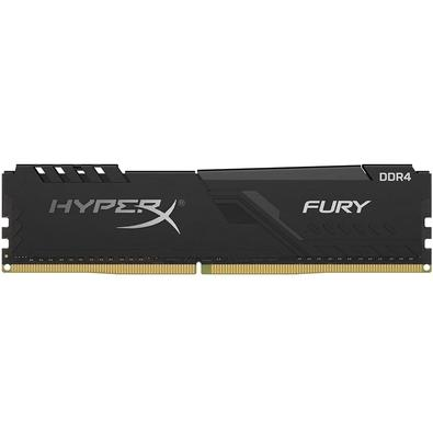Memória Ram Fury 16gb Ddr4 2400mhz Hx424c15fb3/16 Hyperx