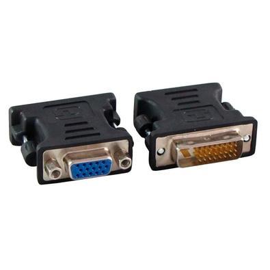 Adaptador MD9 DVI-D M x VGA F, 24+1, Dual Link, Preto - 8130