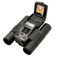 Binóculos Vivitar Digicam com Ampliação 12x, Compatível com Cartão SD - VIV-CV1225V