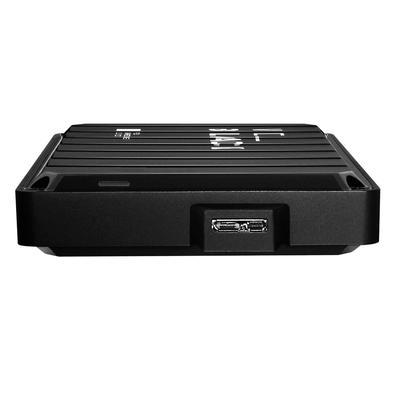 HD WD Black Externo Portátil Game Drive P10 4TB, USB 3.2 - WDBA3A0040BBK