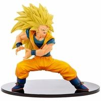 Action Figure Dragon Ball Z, Goku Saiyajin 3 Special - 27814/27815