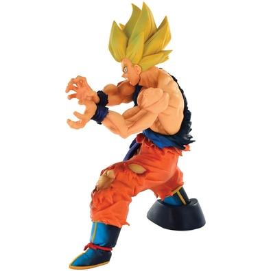 Action Figure Dragon Ball Legends, Goku Kamehameha - 28637/28638