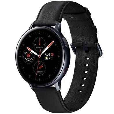 Smartwatch Samsung Galaxy Watch Active2 LTE, Monitor Cardíaco, Aço Inoxidável, Preto - SM-R825FSKAZTO