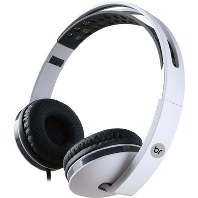Headphone Bright Colors, P2, Branco - 0469