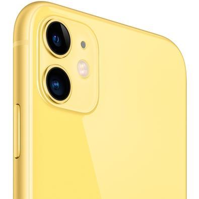 iPhone 11 Amarelo, 256GB - MWMA2