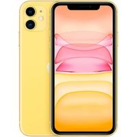 iPhone 11 Amarelo, 256GB - MWMA2