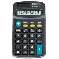Calculadora Eletrônica Hoopson, 8 Dígitos - PS-402