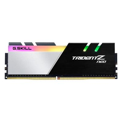 Memória G.Skill Trident Z Neo RGB, 32GB (2x16GB), 3600MHz, DDR4, CL16 - F4-3600C16D-32GTZNC