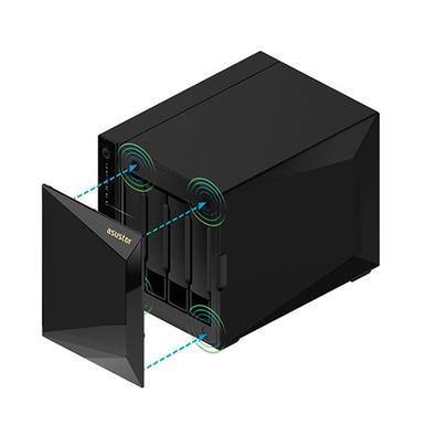 Storage Asustor NAS, 32TB, 4 Baias - AS4004T32000