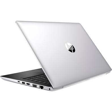 Notebook HP ProBook 440 G5, Intel Core i5-8250U, 8GB, SSD 256GB, Windows 10 Pro, 14´, Prata - 4KZ94LA#AC4