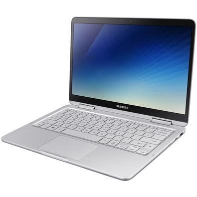 Notebook Samsung Style S51 Pen, Intel Core i7-8550U, 8GB, SSD 256GB, Windows 10 Home, 13.3´, Prata - NP930QAA-KW1BR