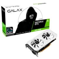 Placa de Vídeo Galax NVIDIA GeForce GTX 1660 Super EX White (1-Click OC), 6GB, GDDR6 - 60SRL7DS04WS