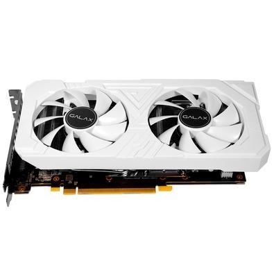 Placa de Vídeo Galax NVIDIA GeForce GTX 1660 Super EX White (1-Click OC), 6GB, GDDR6 - 60SRL7DS04WS