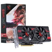 Placa de Vídeo PCYes AMD Radeon  RX 570, 4GB, GDDR5 - PJ570RX256GD5