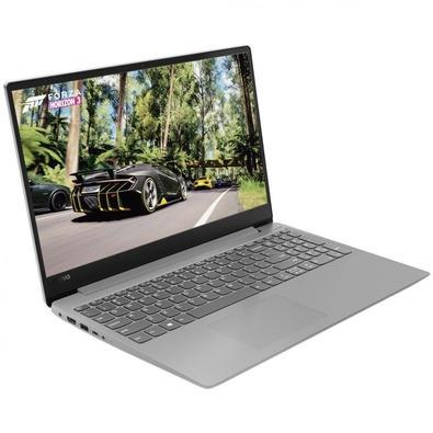 Notebook Lenovo B330s-15ikbr, Intel Core i7-8550U, 8GB, SSD 256GB, AMD Radeon RX 535 2GB, Windows 10 Pro, 15.6´, Prata - 81JV0001BR