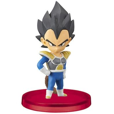 Action Figure WCF Dragon Ball Super Movie World, Kid Vegeta - 28976/28981