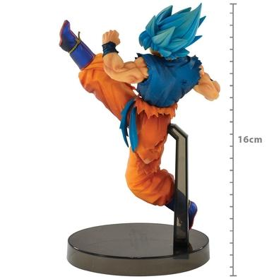 "DragonBall Z DBZ SS goku Statue ACTION FIGURE 5/"" OLD"