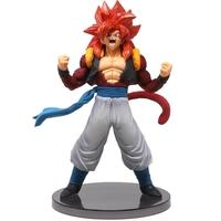 Action Figure Dragon Ball GT Blood Of Saiyan Special V, Super Saiyan 4 Gogeta - 29446/29447