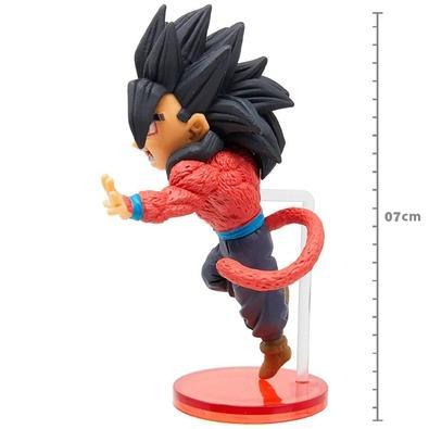 Action Figure Dragon Ball Heroes, Gohan 4 Xeno - 27972/27977