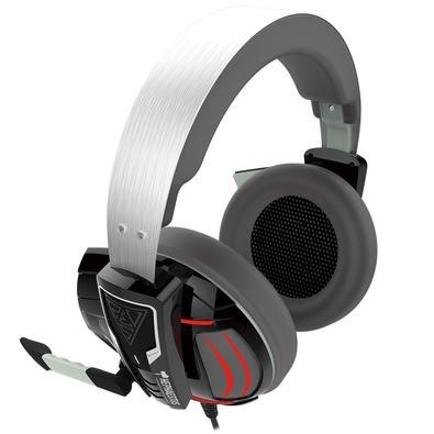 Headset Gamer Gamdias Hephaestus P1, RGB, 7.1 Virtual Surround, Drivers 50mm - HEPHAESTUS P1