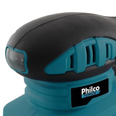 Lixadeira Philco Force, com Bocal para Sucção de Sujeira, 250W, 220V - PLO01