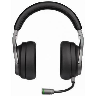 Headset Gamer Corsair Virtuoso SE Premium Wireless, Surround 7.1, Drivers 50mm, Gunmetal - CA-9011180-NA