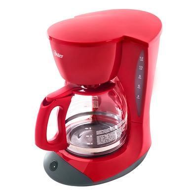 Cafeteira Oster Red Cuisine, 36 Cafés, 900W, 220V, Vermelha - BVSTDCDW12R-057