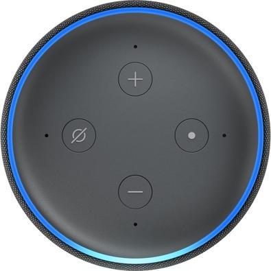 Amazon Smart Home Echo Dot Alexa, 3ª Geração, Preto