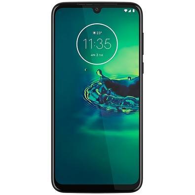 Smartphone Motorola Moto G8 Plus, 64GB, 25MP, Tela 6.3´, Azul Safira - PAGF0000BR