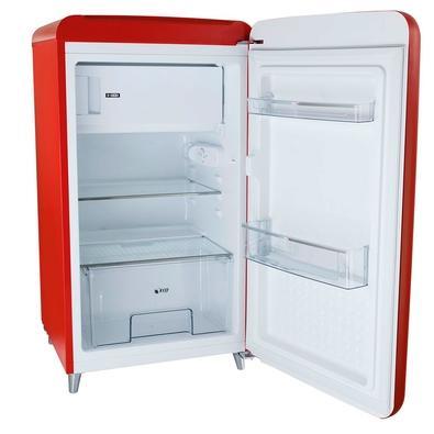 Frigobar Philco PFG120 Vintage, 121 Litros, 110V, Vermelho - 56451027