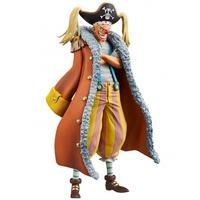 Action Figure One Piece Stampede Movie DXF The Grandline Men Vol.6 B-TBA, Buggy - 29787/29788