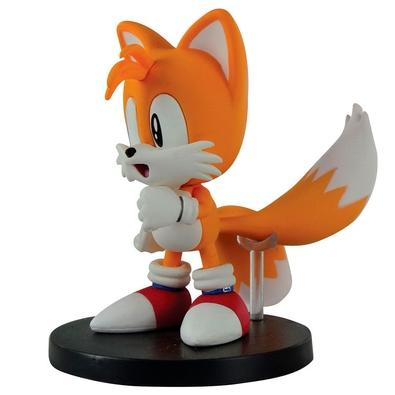 Action Figure Sonic The Hedgehog Boom Series Vol.3, Tails - SNBOOMVOL3