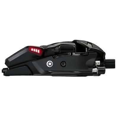 Mouse Gamer MadCatz R.A.T. 8+, RGB, 11 Botões, 16000 DPI - RAT8+