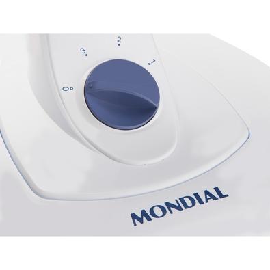 Ventilador de Mesa Mondial Maxi Power, 40cm, 3 Velocidades, 110V - V-45-4P-NP