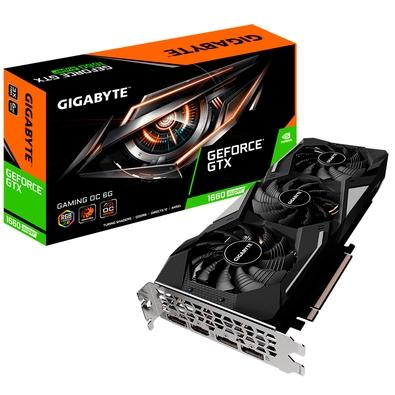 Placa de Vídeo Gigabyte NVIDIA GeForce GTX 1660 Super Gaming OC, 6GB, GDDR6 - GV-N166SGAMING OC-6GD
