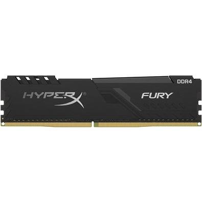 Memória HyperX Fury, 32GB, 2666MHz, DDR4, CL16, Preto - HX426C16FB3/32