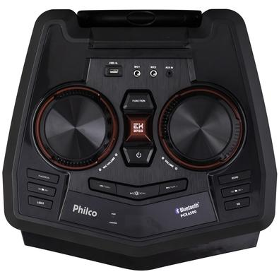 Caixa de Som Acústica Philco PCX6500, Bluetooth, 380W RMS, USB - 56603763
