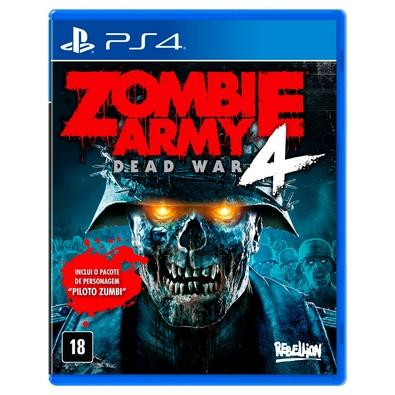 Game Zombie Army 4 Day One Edition PS4