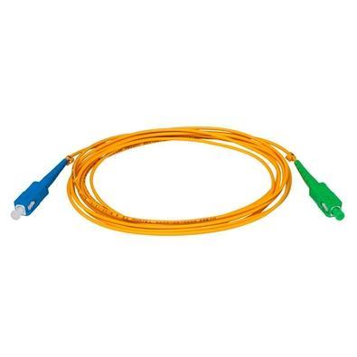 Cordão Óptico Intelbras, SP/UPC, SC/APC, 3m, XFX 12 - 4830049