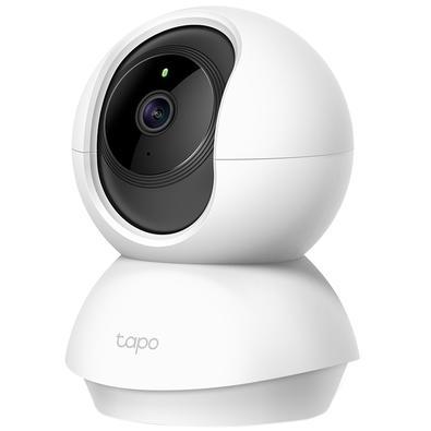 Câmera de Segurança TP-Link Tapo C200, 360°, Wi-Fi, 1080p - Tapo C200
