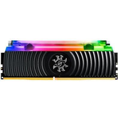Memória XPG Spectrix D80, RGB, 8GB, 3000MHz, DDR4, CL16 - AX4U300038G16A-SB80