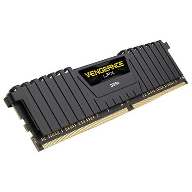 Memória Corsair Vengeance LPX 8GB (2x4GB) 2133Mhz DDR4 C13 Black - CMK8GX4M2A2133C13