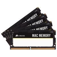 Memória Corsair Para MAC 32GB (4x8GB) 2666Mhz DDR4 C18 - CMSA32GX4M4A2666C18