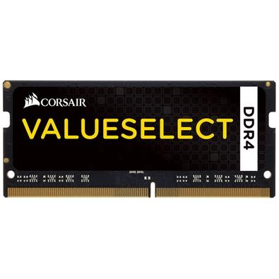Memória Corsair Value Select Para Notebook 16GB 2133Mhz DDR4 C15 - CMSO16GX4M1A2133C15