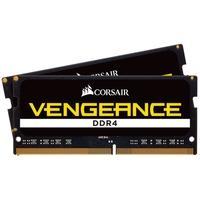 Memória Corsair Vengeance Para Notebook 64GB (2x32GB) 2666Mhz DDR4 C18 - CMSX64GX4M2A2666C18