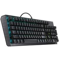 Teclado Mecânico Gamer Cooler Master CK550, RGB, Switch Gateron Brown, BR - CK-550-GKGM1-BR
